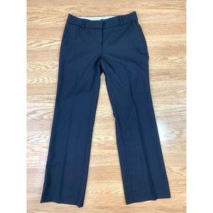 J. Crew Super 120's Pinstripe Dress Pants {GD2}